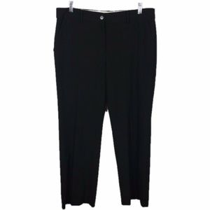 Talbots Windor Black Trouser Pants Career 12P